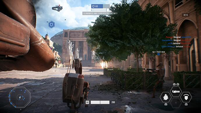 Star Wars Battlefront 2 looks like a case of being careful