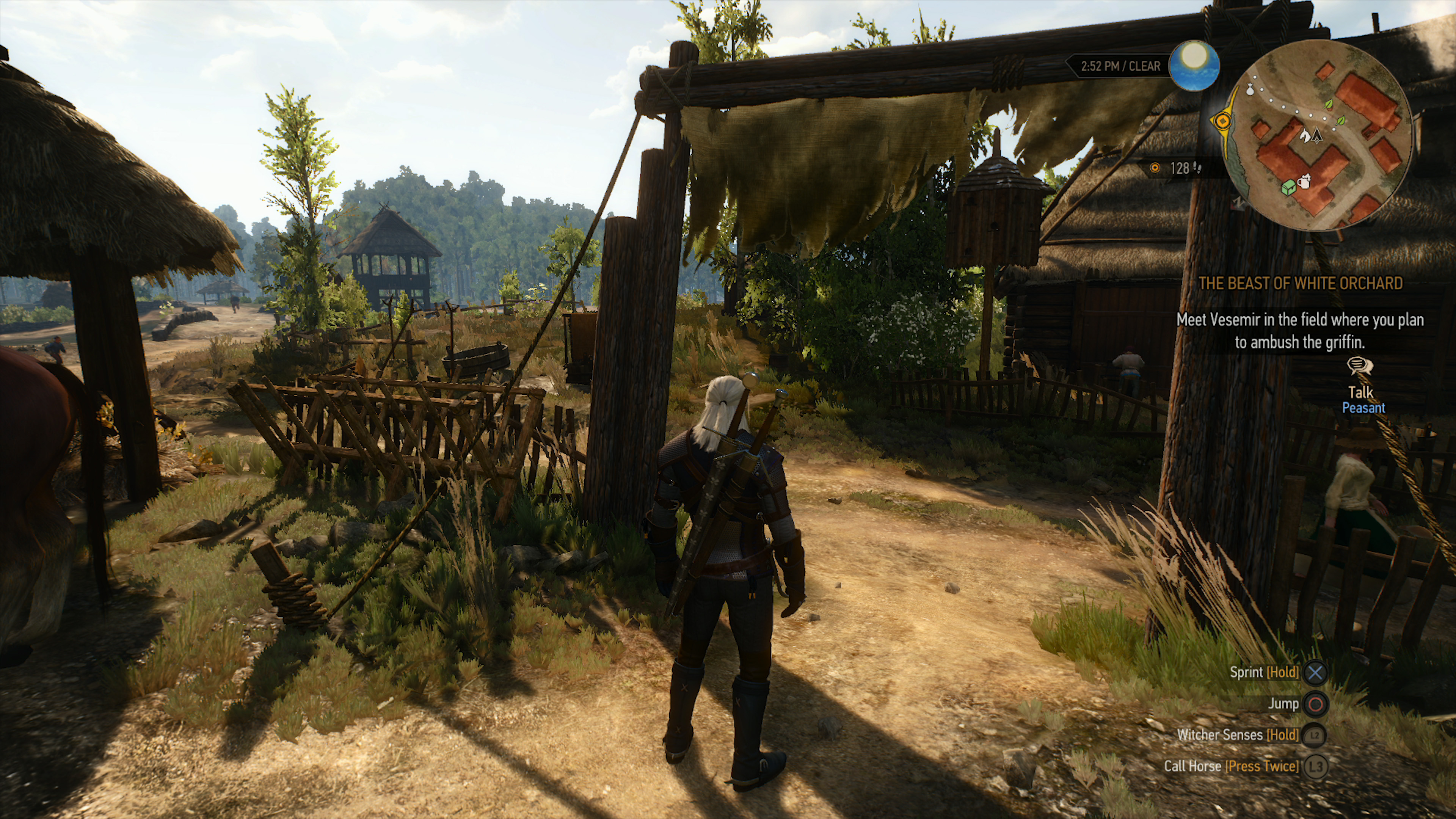 The Witcher 3 now supports PS4 Pro increasing the native resolution to 2160p via checkerboarding while in its 4K output mode Thankfully this also benefits