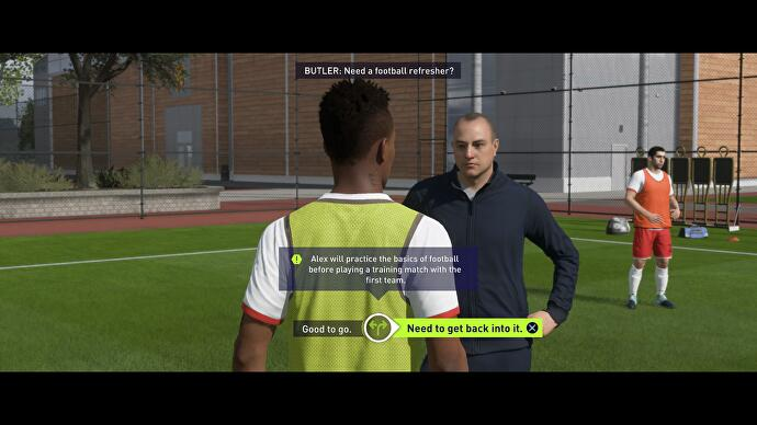 Fifa 18 The Journey Hunter Returns Chapter 1 The Life Objectives