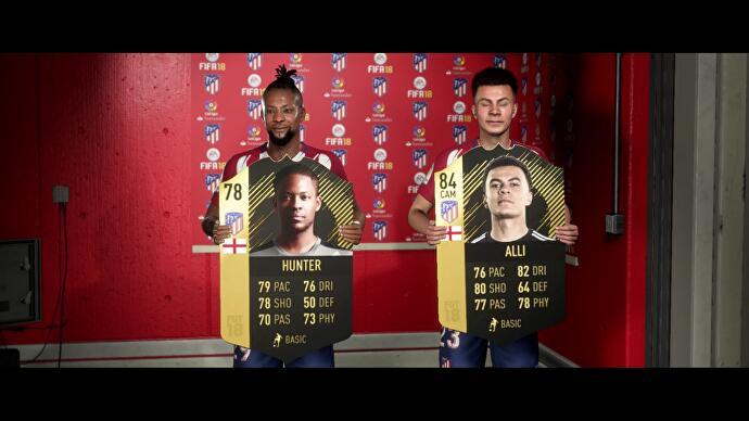 Fifa 18 The Journey Hunter Returns Chapter 6 Win Together Lose