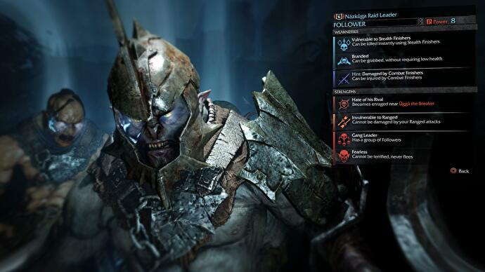 Shadow of War Nemesis Forge - how to import your Nemesis and