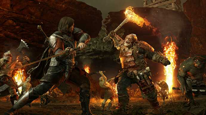 Middle-Earth: Shadow of War's Denuvo protection is cracked in less