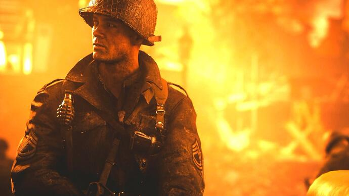 Call of Duty: WWII recebe trailer live action