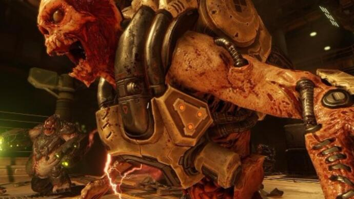 Doom gets November release date for Nintendo Switch