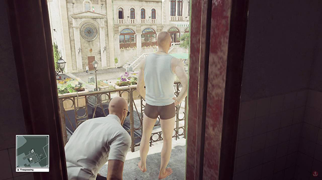 Hitman Contract: We Kill Rocco But on Purpose This Time
