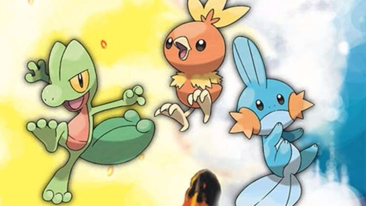 Pokemon Go Geracao 3 Todas As Criaturas Da Regiao Hoenn De Ruby E