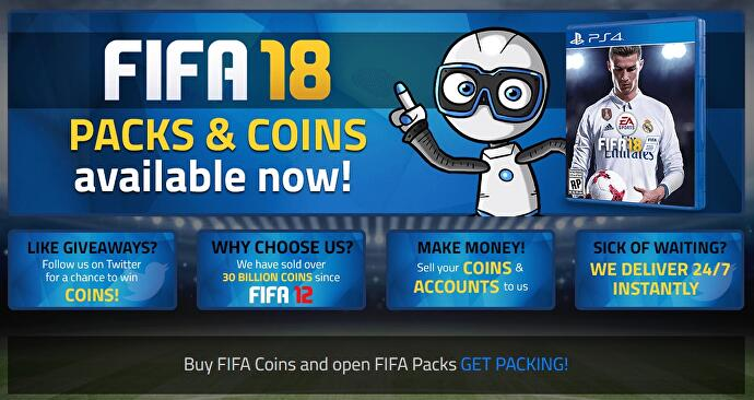 When it comes to FIFA 18, you can most definitely cash out