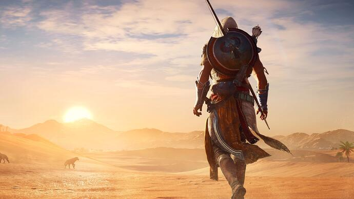 Bekijk: Assassin's Creed Origins - Launch Trailer