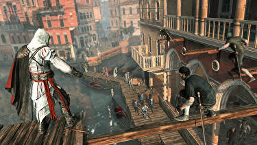 The Assassin S Creed Series Ranked Eurogamer Net