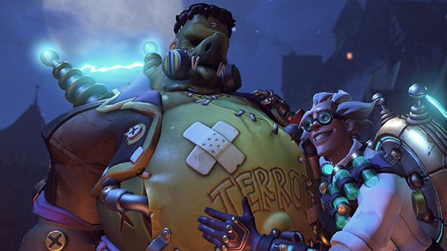 We Return to Overwatch's Halloween Event, Are Gluttons for Punishment