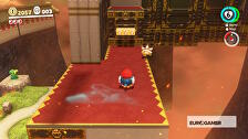 Super Mario Odyssey Showdown At Bowser S Castle And How To Beat