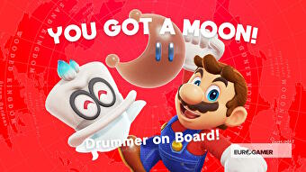 Super Mario Odyssey Getting The Band Together Band Member