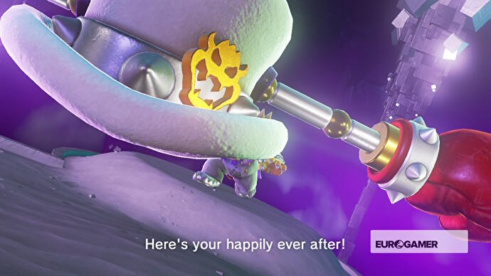 Super Mario Odyssey Bowser How To Defeat The Final Boss
