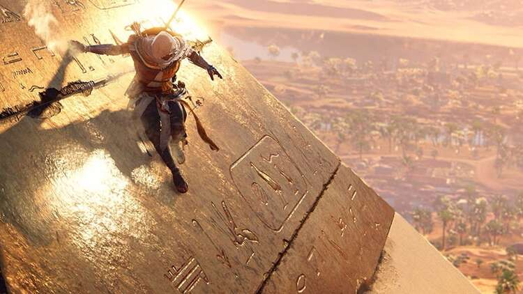 Assassin S Creed Origins Review Eurogamer Net