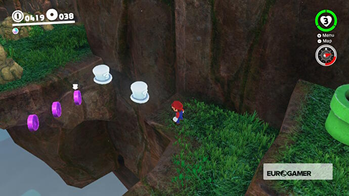 Super Mario Odyssey Purple Coin Locations How To Find