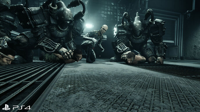 How Wolfenstein 2 scales up the console power ladder