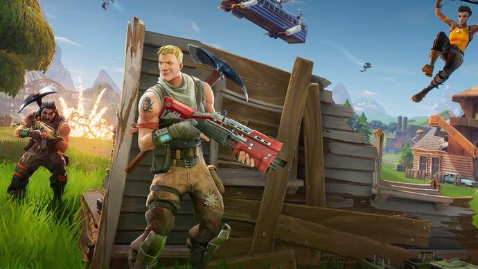 RECENZE Fortnite: Battle Royale