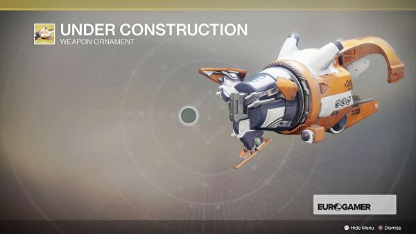 how to use ornaments in destiny 2
