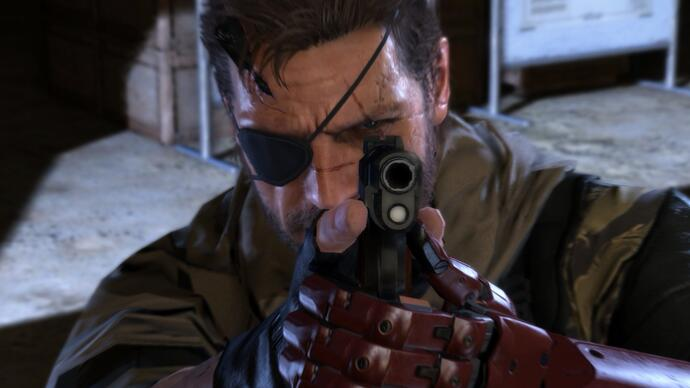 What does the Metal Gear Solid 5 PS4 Pro patch actually do?