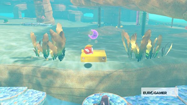 mario sand kingdom how to hit all cactius