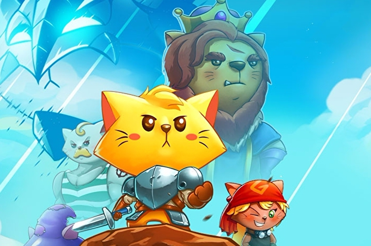 Adorable Quick Fire Action Rpg Cat Quest Is Heading To