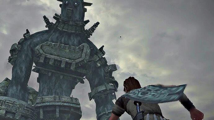 Shadow of the Colossus: il remake per PS4 si mostra in due video gameplay off-screen
