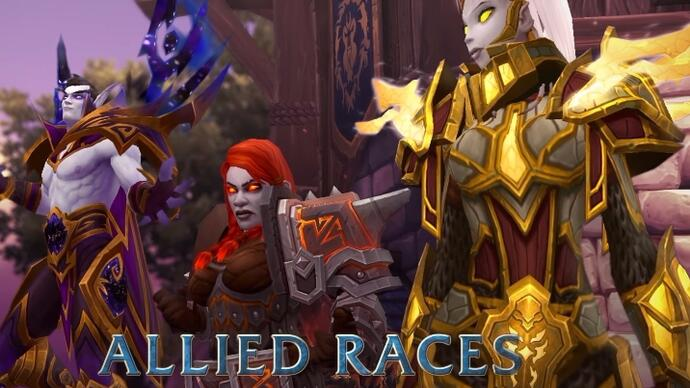 New World of Warcraft expansion Battle for Azeroth announced