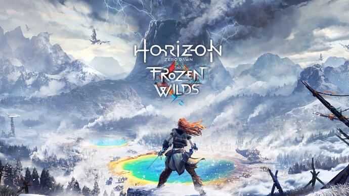 12 minutos de gameplay comentado de Horizon: ZD - The Frozen Wilds