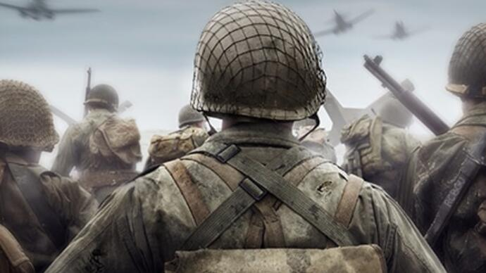 Call of Duty WW2 launch sales up by half on Infinite Warfare