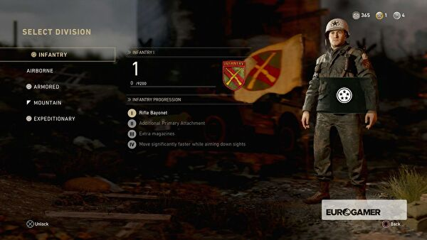 how to change clothes in call of duty ww2