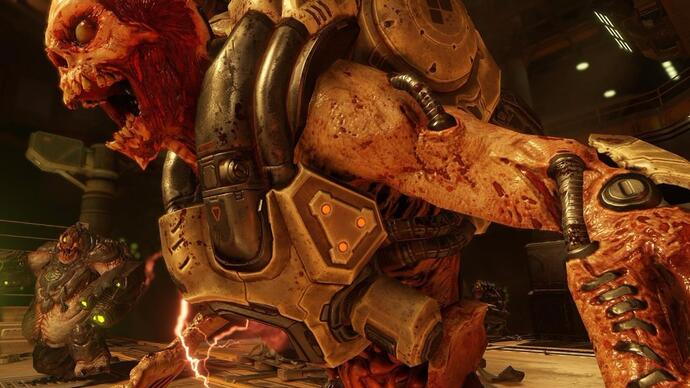DOOM per Switch: oltre un'ora di gameplay nel nuovo video