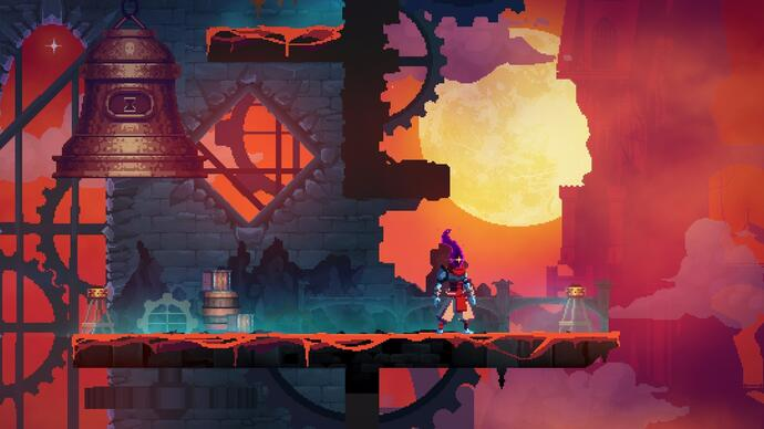 "Brilliant early access ""roguevania"" Dead Cells gets its big new Brutal Update tomorrow"