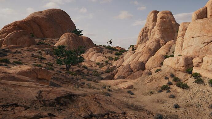 Dataminers unearth an updated version of PlayerUnknown's Battlegrounds' desert map