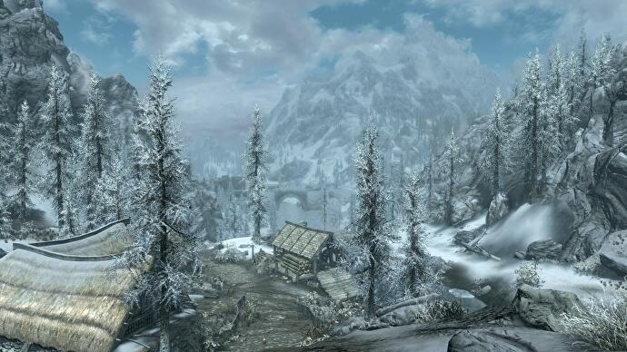 On the secret smallness of Skyrim • Eurogamer net