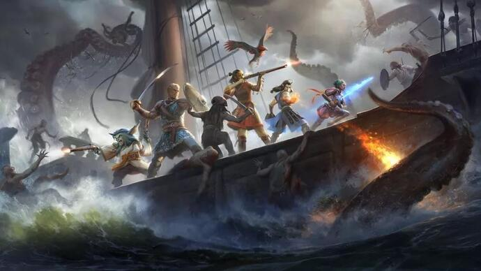 Pillars of Eternity II: Deadfire in un nuovo spettacolare trailer gameplay
