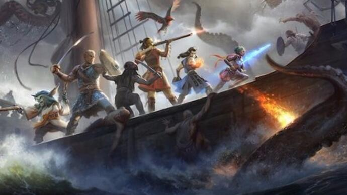 New Pillars of Eternity 2 trailer suggests activity afoot atObsidian
