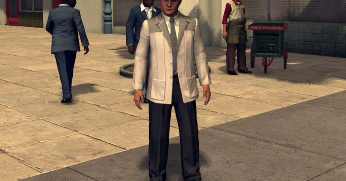 Xbox 360 Hard Drive : La noire outfits how to unlock all new suits including