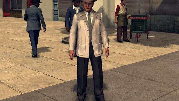 LA Noire outfits: How to unlock all new suits, including the new suits and Novels reward in the Remasterededition