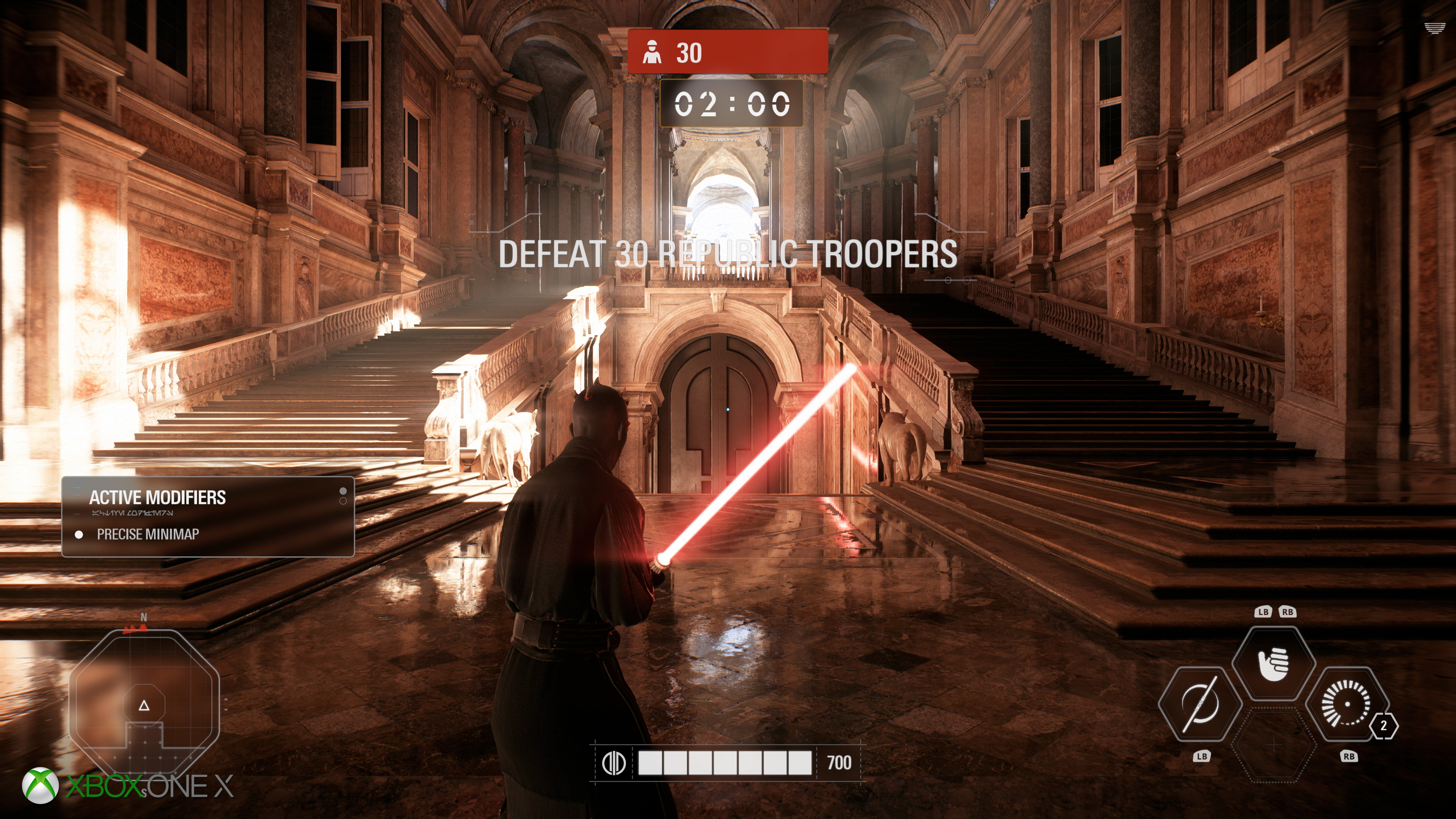 Star Wars Battlefront 2: Frostbite stress-tested on Xbox One