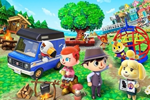 Animal Crossing Pocket Camp: annunciata la data di uscita