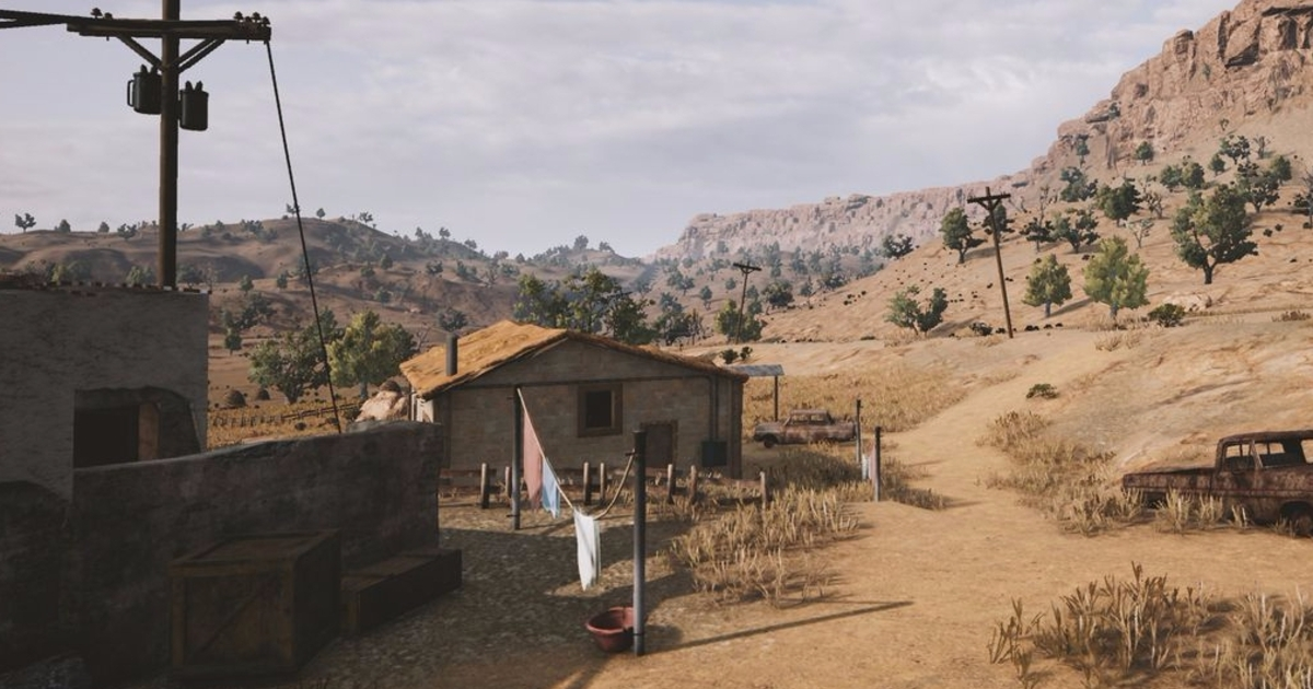 Pubg Desert Map Miramar Everything We Know About The New