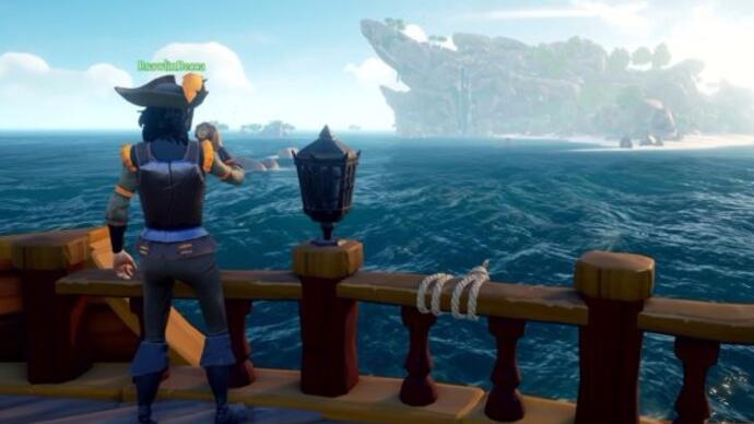 Sea of Thieves recebe novo gameplay