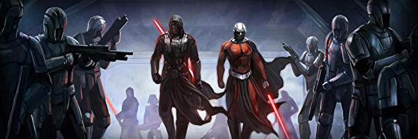 BioWare had a really cool idea for Star Wars: Knights of the Old