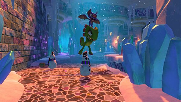 Yooka-Laylee Switch Release Date Set, Out Next Month