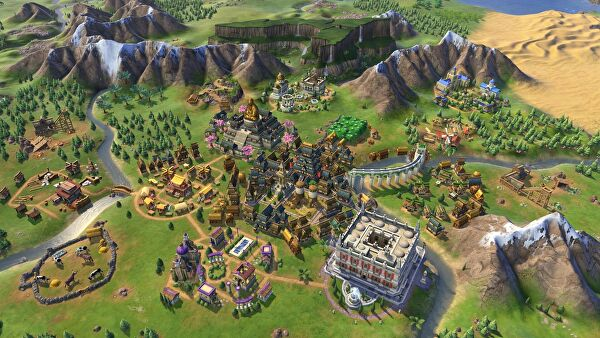 Civilization 6's first big expansion is called Rise and Fall
