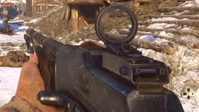 Long-awaited Call of Duty: WW2 patch nerfs the best gun in the game