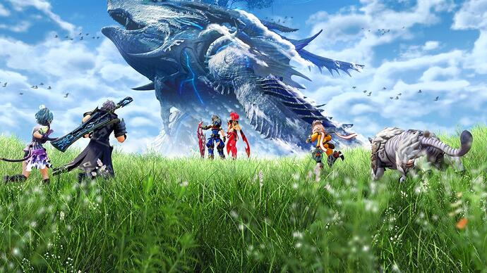 Xenoblade Chronicles 2review