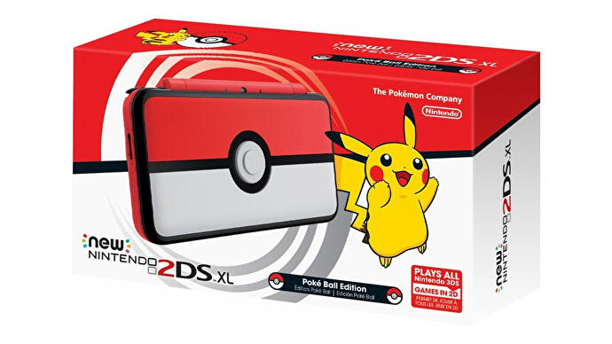 New_Nintendo_2DS_XL_Poke_Ball_Pokemon_Edition