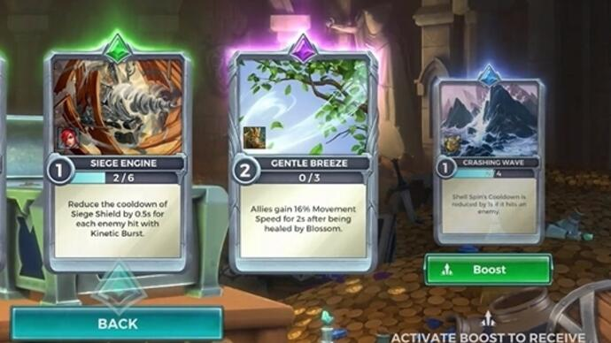 Paladins unveils loot box cards like Star Wars Battlefront 2 and no one seems happy