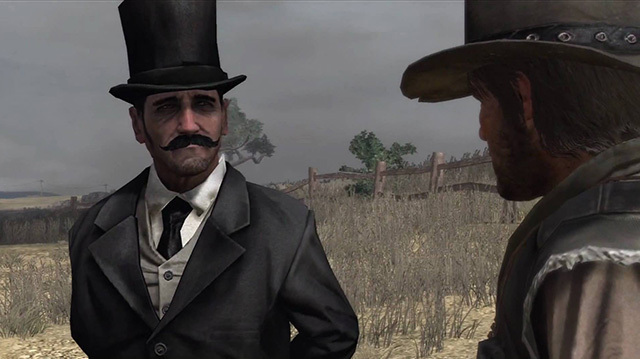 We Have a Devil of a Time in Red Dead Redemption